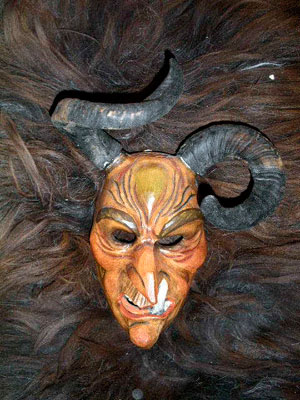 Masken für Hästräger